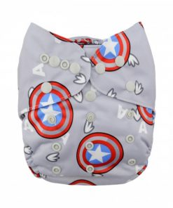 CCW015 - CA Shield Nappy Wrap